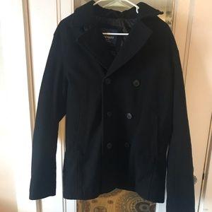 Men's Size M Black Old Navy Coat